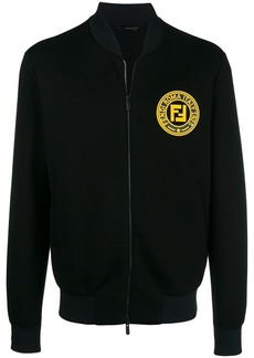 Fendi printed FF logo jacket