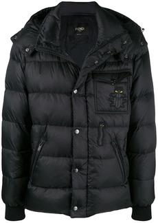 Fendi puffer jacket