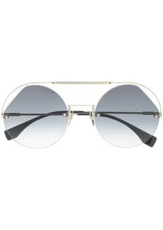 Fendi Ribbons & Crystals sunglasses