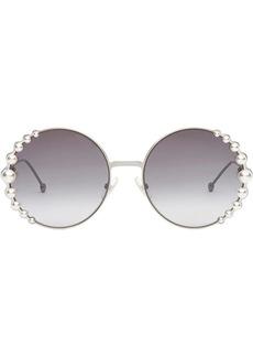 Fendi Ribbons and pearls sunglasses