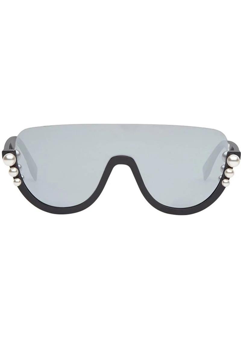 22e9bb6435a Fendi Ribbons And Pearls sunglasses