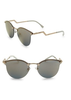 Fendi Rimless Sunglasses
