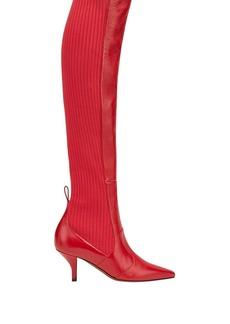 Fendi Rockoko thigh-high boots