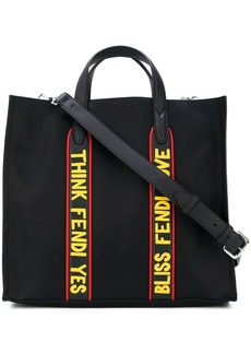 Fendi shopper tote