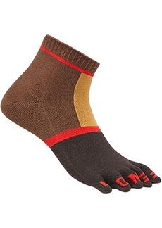 Fendi short colour block socks