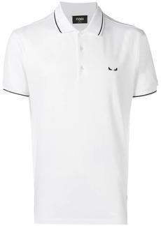 Fendi short-sleeve polo shirt