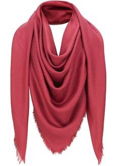 Fendi Signature shawl