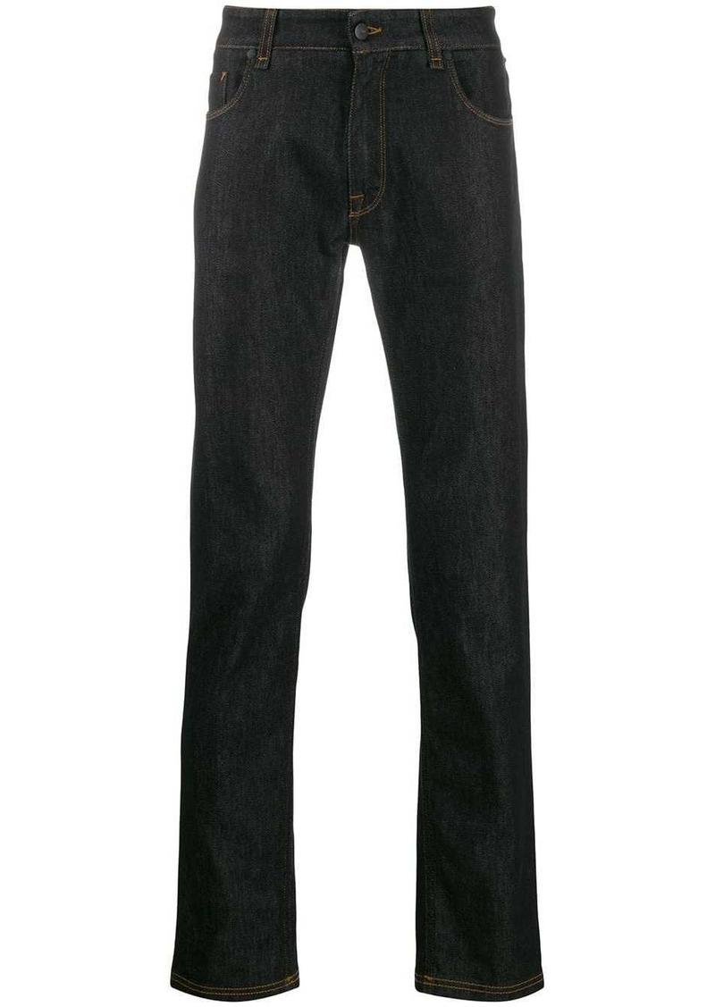 Fendi slim-fit 5 pocket jeans
