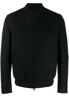 Fendi slim fit bomber jacket