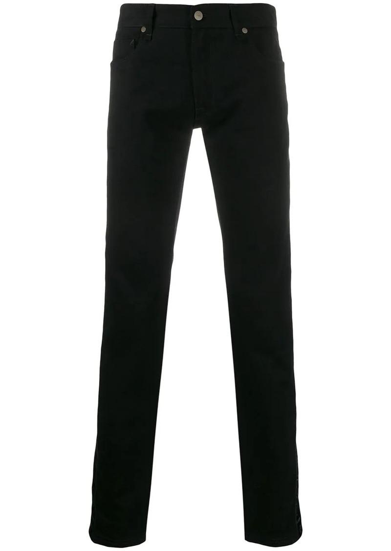 Fendi slim-fit mid-rise jeans