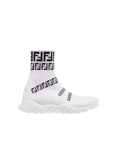 Fendi slip-on sock sneakers
