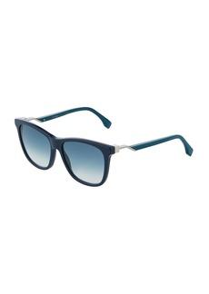 Fendi Square Acetate Sunglasses