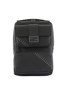 Fendi Stitching Backpack