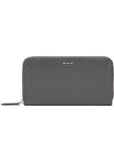 Fendi stitching wallet