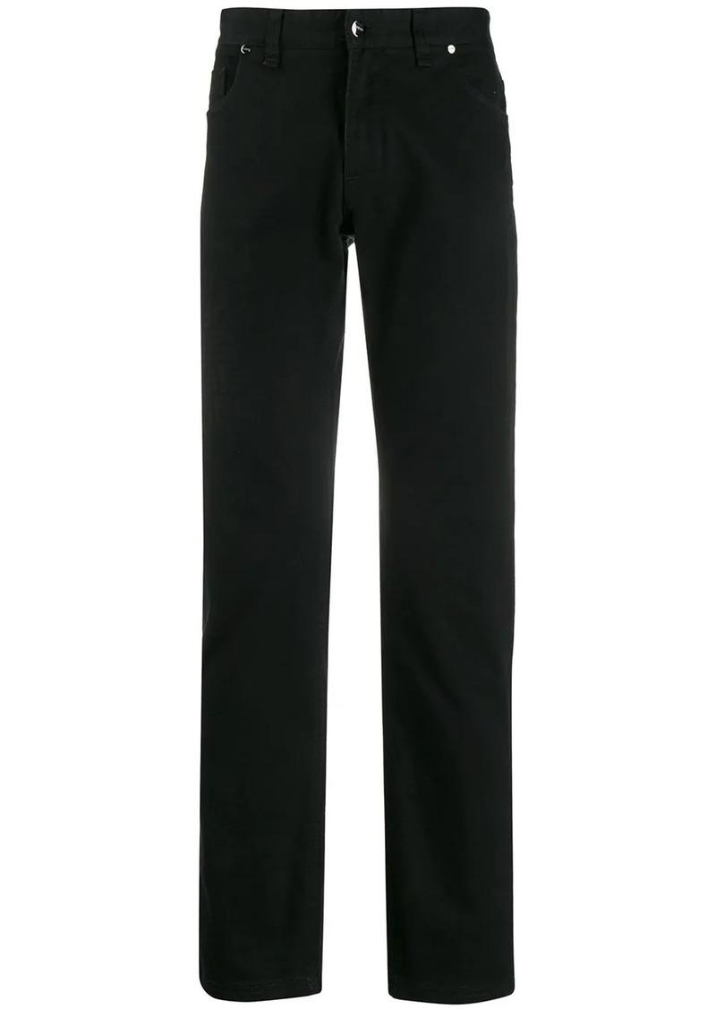 Fendi straight-fit jeans
