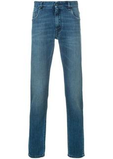Fendi straight leg jeans