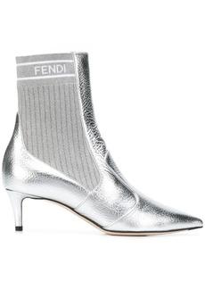 Fendi stretch scuba boots