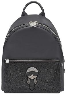 Fendi studded Karlito backpack