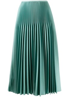 Fendi sunray pleated skirt