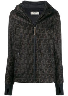 Fendi super light FF motif jacket