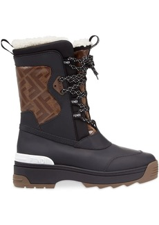 Fendi T-Rex snow boots