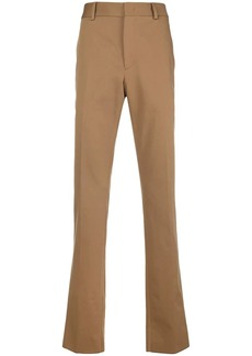 Fendi tailored long trousers