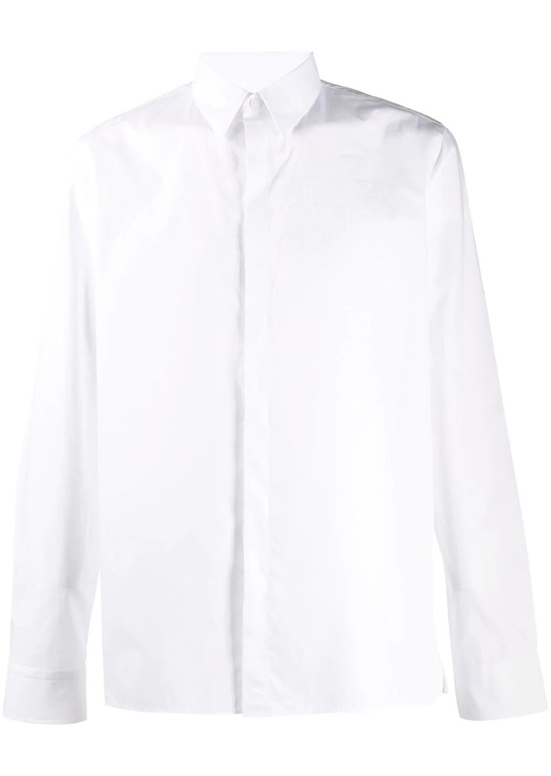 Fendi tailored shirt