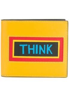 Fendi Think bi-fold wallet