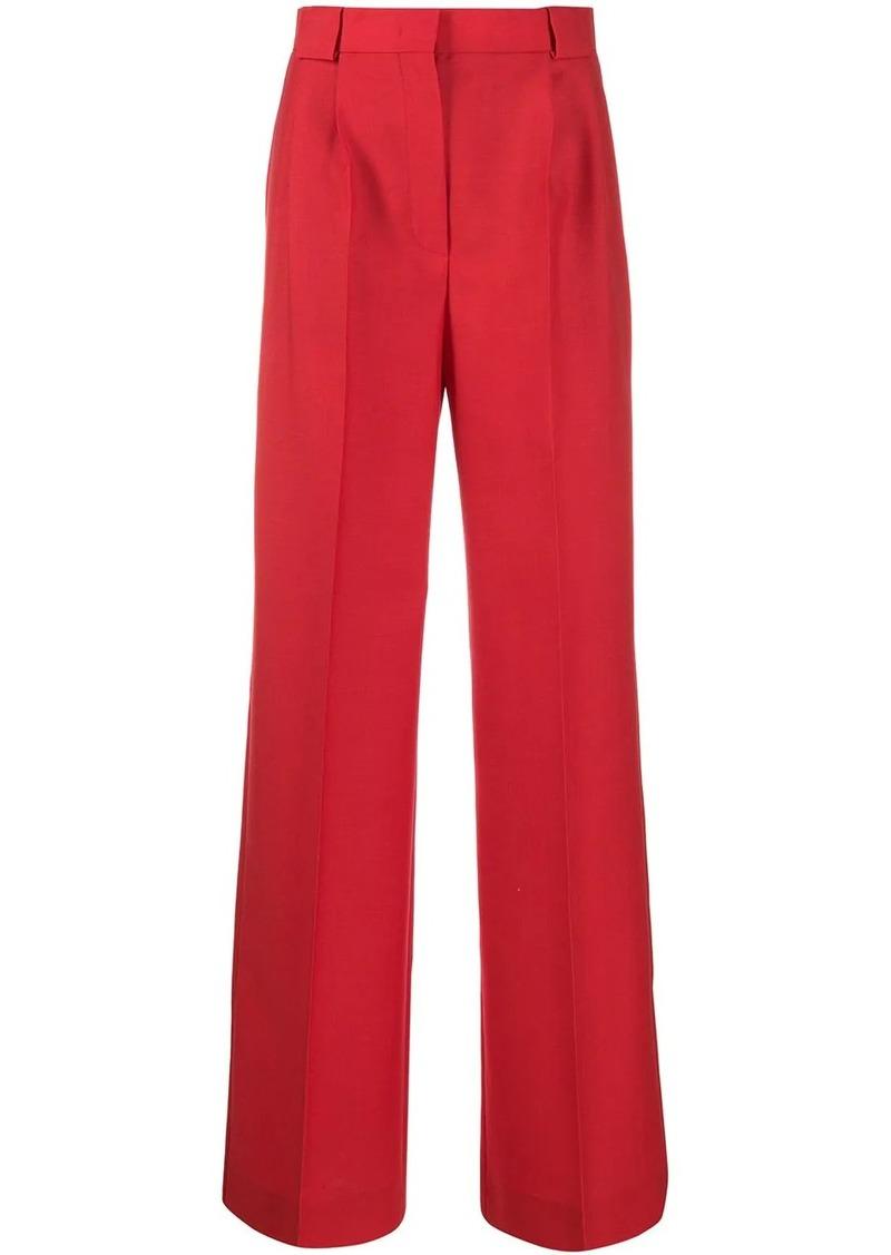 Fendi wide leg trousers