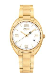 Fendi Womens Momento Swiss Quartz Bracelet Watch, 34mm