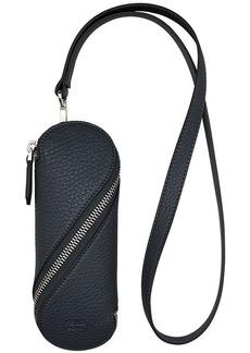Fendi zipped keychain holder