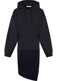 Fenty Dual-fabric hoodie dress