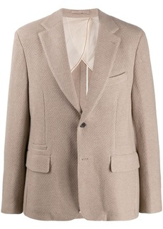 Ferragamo woven blazer jacket