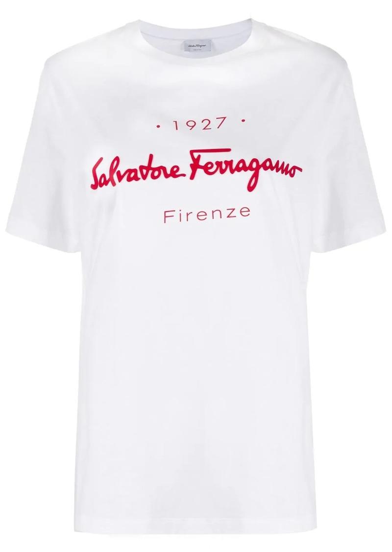 Ferragamo 1927 Signature T-shirt