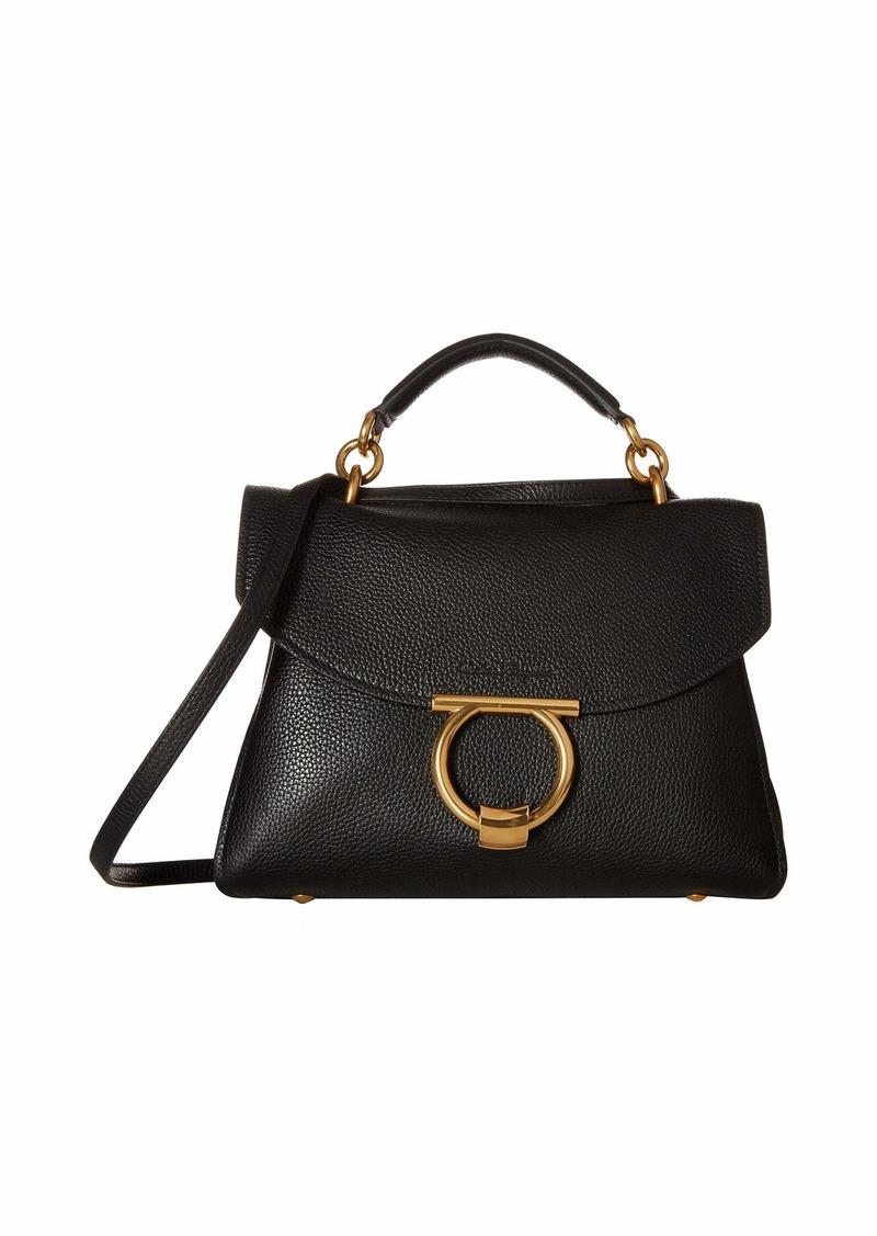 Ferragamo Small Top-Handle Bag