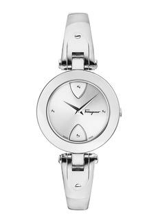 Ferragamo 32mm Gilio Watch w/ Bangle Bracelet