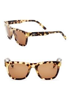 Ferragamo 56MM Square Sunglasses