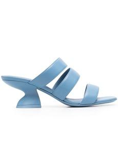 Ferragamo 70mm sculpted heel sandals
