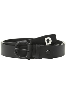 Ferragamo Adjustable Wrap Belt with Gancio