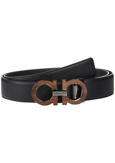 Ferragamo Adjustable/Reversible Belt - 679941