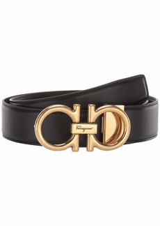 Ferragamo Adjustable/Reversible Belt - 679974