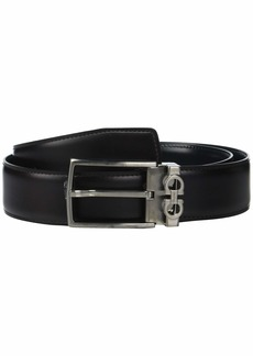 Ferragamo Adjustable/Reversible Belt - 67A037