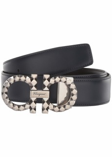 Ferragamo Adjustable/Reversible Belt - 67A084