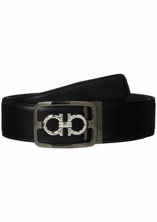 Ferragamo Adjustable/Reversible Belt - 67A126