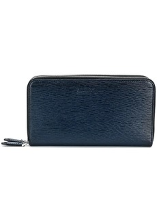 Ferragamo all-around zip wallet