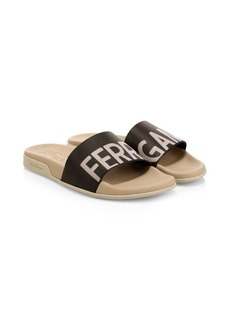 Ferragamo Amos Slide Sandals