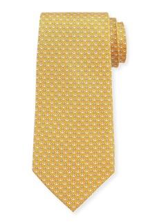 Ferragamo Anchors Silk Tie