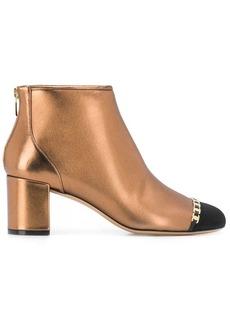 Ferragamo Atri Vara chain boots