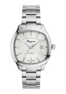 Ferragamo Automatic Square Bracelet Watch