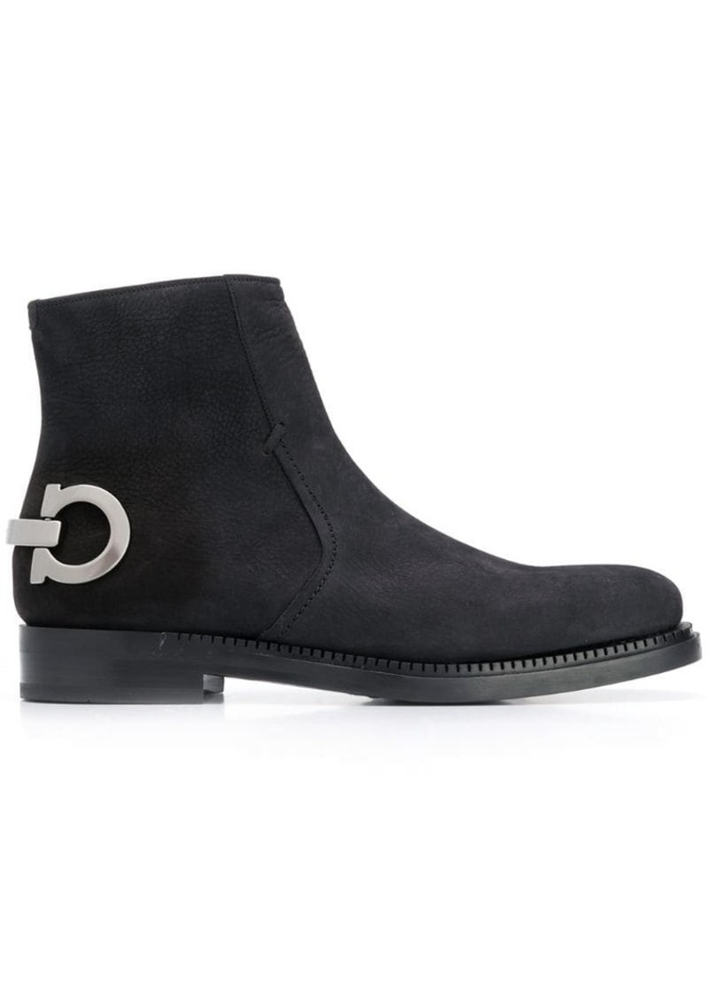 Ferragamo Bankley boots